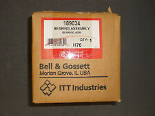 Bell & Gossett bearing assembly 189034 New