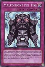 3x Maledizione del Tiki - Tiki Curse YU-GI-OH! GLD5-IT053 Ita COMMON Ed Limitata