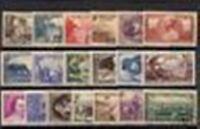 Francia Stamp Anno Completo 1940:19 Francobolli Nuovi Xx Ttb , Valore