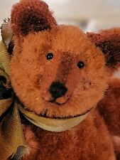 BRAND NEW! Beethoven, 3.25 inch antique style teddy from Burlison Bears