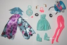 Ever After High Way Too Wonderland Madeline Hatter Doll Outfit Clothes Shoes