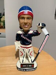 Mika Wiikman Goalie Hartford Wolfpack New York Rangers SGA Bobblehead no box