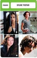 FICHE CINEMA :  SYLVIE TESTUD -  France (Biographie/Filmographie)