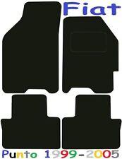 FIAT Punto Deluxe qualità Tappetini su misura 1999 2000 2001 2002 2003 2004 2005