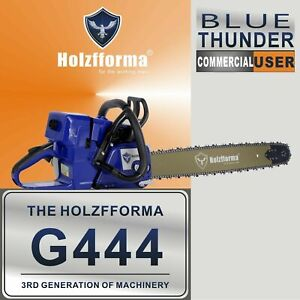 Holzfforma G444 Assembled Power Head All Parts Compatible With MS440 Chainsaw