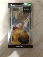 BRAND NEW Disney Beauty and the Beast Belle iPhone 7 case JAPAN
