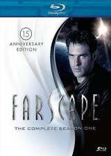 Farscape: Season 1 [Blu-ray], , Excellent DVD, ,