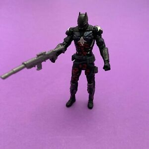 "Mattel 2014 DC Comics Multiverse Arkham Knight Mysterious Villain 3.75"" Figure"