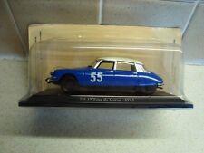 1:43 Scale Citroen DS 19 Tour De Corse 1963       Mint On Card