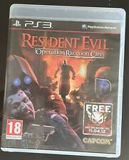 Resident Evil Operation Raccoon City - Occasion Complet - PAL