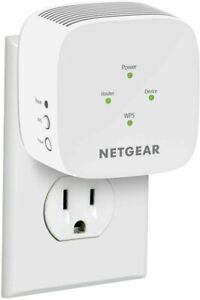 NETGEAR WiFi Range Extender EX5000 Coverage up to 1500 Sq.Ft. and 25 Devices