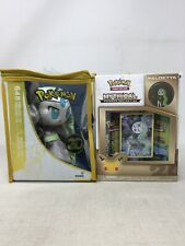"Pokemon Meloetta 3"" Plush Tomy plus Mythical Pin And Card Set New"