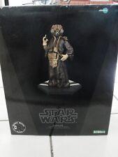 Star Wars ARTFX  Bounty Hunter Series, Zuckuss Kotobukiya figure Box wear,model