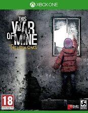This War Of Mine: The Little Ones [Xbox One XB1, Region Free, Survival] NEW