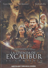DVD - La Leyenda De Excalibur El Comienzo NEW The Last Legion FAST SHIPPING !