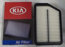 Genuine Kia Sportage 2400cc Air Filter Cleaner Factory New OEM 28113-2S000