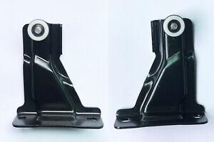 Pair Left & Right Sliding Door Upper Roller For 05-10 Honda Odyssey