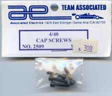 # 2509  Vintage Associated RC500 RC300 RC250  4-40 CAP SCREWS