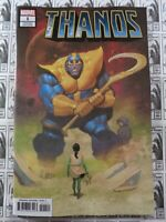 Thanos (2019) Marvel - #1, Olivetti Variant, Tini Howard/Ariel Olivetti, NM