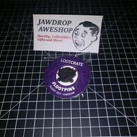 WARTHOG & AXES PIN - LOOT CRATE ITEM EXCLUSIVE GIFT - KINGDOM