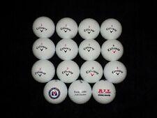 15 Callaway Diablo Golf Balls