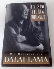ETHICS FOR THE NEW MILLENIUM  By Dalai Lama (Hardcover 1999) Book FREE US SHIP!