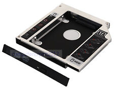 2nd HDD HD SSD Hard Drive Enclosure Caddy for Dell XPS L502X L501X SATA to SATA