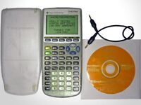 Texas Instruments TI-83 Plus Silver Edition Calculator *LIMITED EDITION*