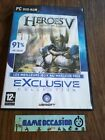 HEROES V 5 OF MIGHT AND MAGIC PC CD-ROM PAL EN BOITE