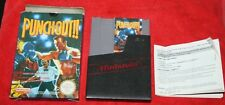 PUNCH OUT JEU NINTENDO NES COMPLET en BOITE ET NOTICE  version FAH