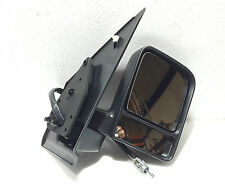 FORD TRANSIT CONNECT  VAN 2002-2009 DOOR MIRROR MANUAL DRIVER SIDE