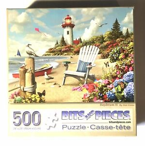 Bits And Pieces 500 Piece Daydream II Alan Giana Puzzle Sealed Box