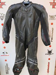 Wolf Kangaroo new style 1 piece race suit with hump uk 46 euro 56