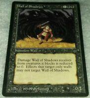 Wall of Shadows LP MTG Legends LE Magic Gathering