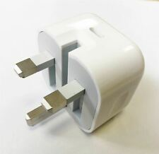 GENUINE APPLE A1696 18W USB TYPE C POWER CHARGER ADAPTER PLUG IPAD PRO WHITE
