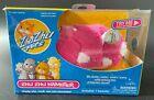 NIP Zhu Zhu Pets PINKIE Hamster Pink w/ White Hearts