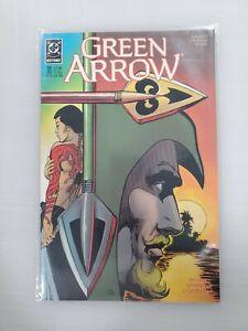 Green Arrow #11 DC Comics
