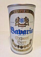 Vintage Bavaria Export Greece Hellenic Breweries Straight Steel Beer Can