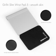 Grifiti Slim Wrist Pad 5 Apple Wireless and Slim Keyboards Smooth Skin Surface