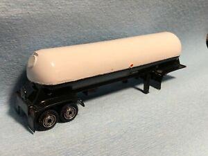 Matchbox Convoy Code 3 Custom 3D Printed Gas Tanker w/ 2020 Convoys Wheels