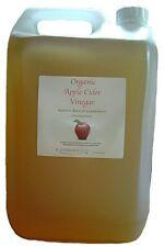 Crossgates Organic Apple Cyder Vinegar with Mother - Unpasteurised 5 Ltr