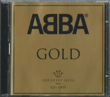 ABBA - GOLD (GREATEST HITS) 2004 EU 30TH ANNIVERSARY CD/DVD LIMITED EDITION