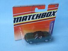 Matchbox Porsche 914 VW Dark Green 1971 German Sports Toy Model Car in BP 67mm