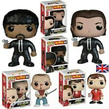 Funko POP Pulp Fiction Jimmie JULES Action Figure Vinyl Model Toys With Box Gift