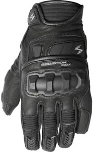 Scorpion Klaw II Men's Leather Street Motorcycle Gloves X-Large 75-5740X