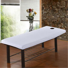 190 x 70cm Beauty Massage Towelling Bed Table Cover Salon Spa Couches Sheets EL