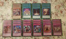 Yu-Gi-Oh Numeron Eldlich deck core 58 cards NM