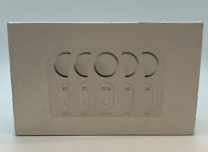 Pack of 5 - Govee Basic Water Leak Detector Model: H5054 - New in Box!