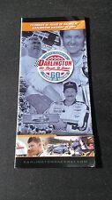 2009 Darlington Nascar Southern 500 Ticket Brochure