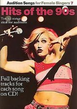 % AUDITION SONGS FOR FEMALE SINGERS 90's Hits - SONGBOOK No Doubt Mariah Carey..